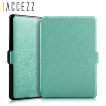 Magnetic Smart Cover Case For Amazon Kindle Paperwhite 1/2/3 KPW3 958/899 Auto Sleep Wakeup E-Reader Protective Shell Capa