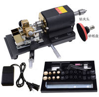 Pearl Drilling Holing Machine Driller Beads Tool Jewelry Tool 350W 220V