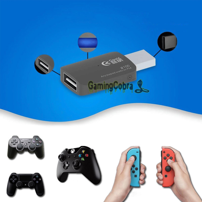 NS USB Handle Controller Converter Adapter For Xbox One