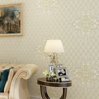Romantic Of The High End European Style Living Room Wallpaper Background Wallpaper