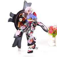 Fate Grand Order Shielder Mash Kyrielight Kimono Ver. PVC Fate Action Figure Collection Model Toys