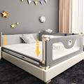 Ограждение для детской кровати  Защитное ограждение для кровати  защита от трения  1 8-2 2 м