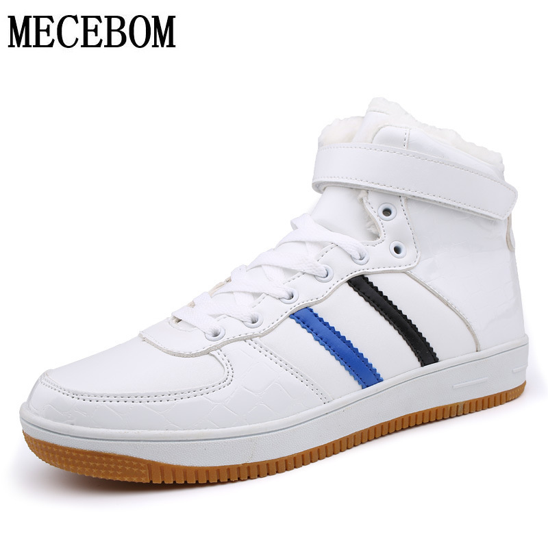 Hot sale font b men s b font winter warm font b shoes b font men
