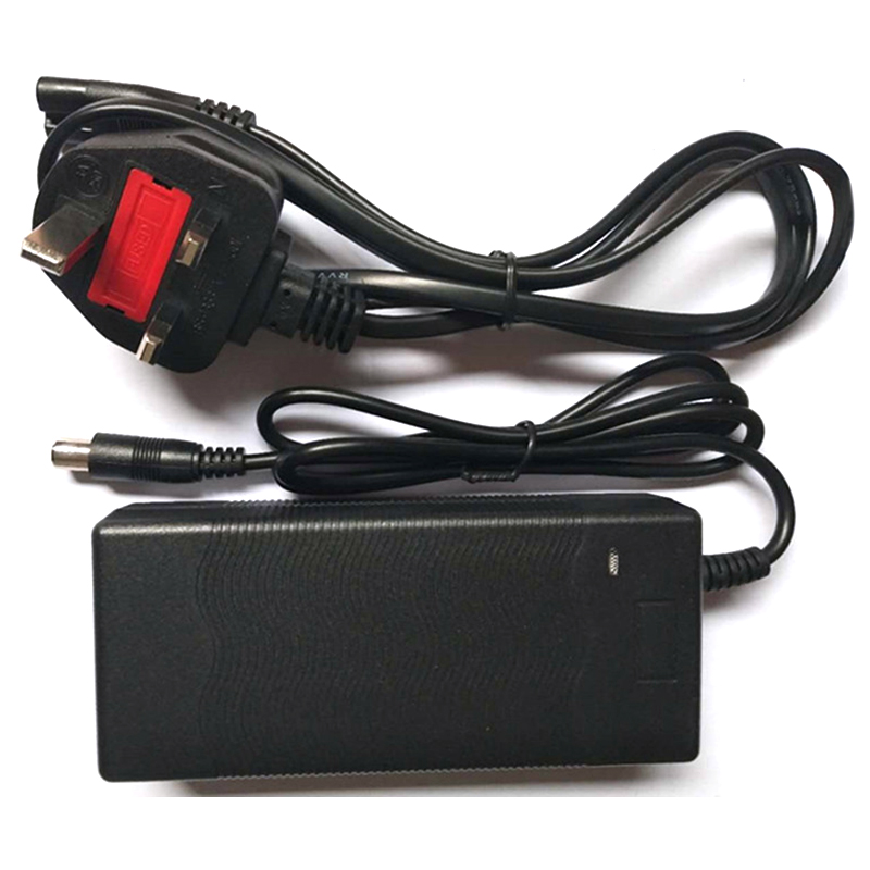 Super Sell-Uk Plug,  Electric Scooter Charger 42V 2A Adapter For Xiaomi Mijia M365 Ninebot Es1 Es2 Electric Scooter Accessorie