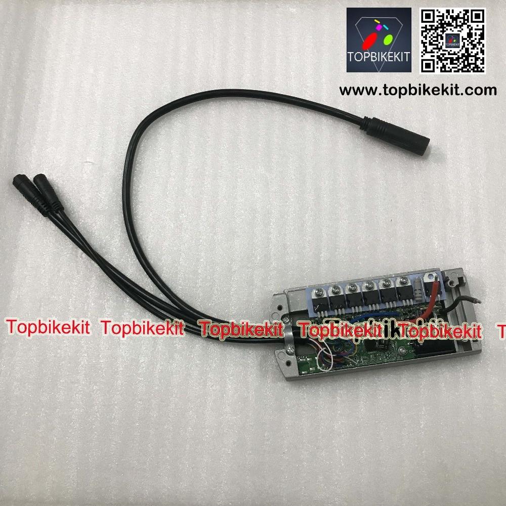 KT sine wave controller 36V 48V 250W 350W Hailong controller small Hailong battery case controller 36V