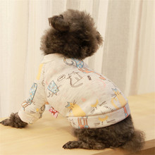 Dog Clothes Summer Baby Pet Clothing Puppy Doggy  Coat Sweater for dog Chihuahua clothes Yorkshire