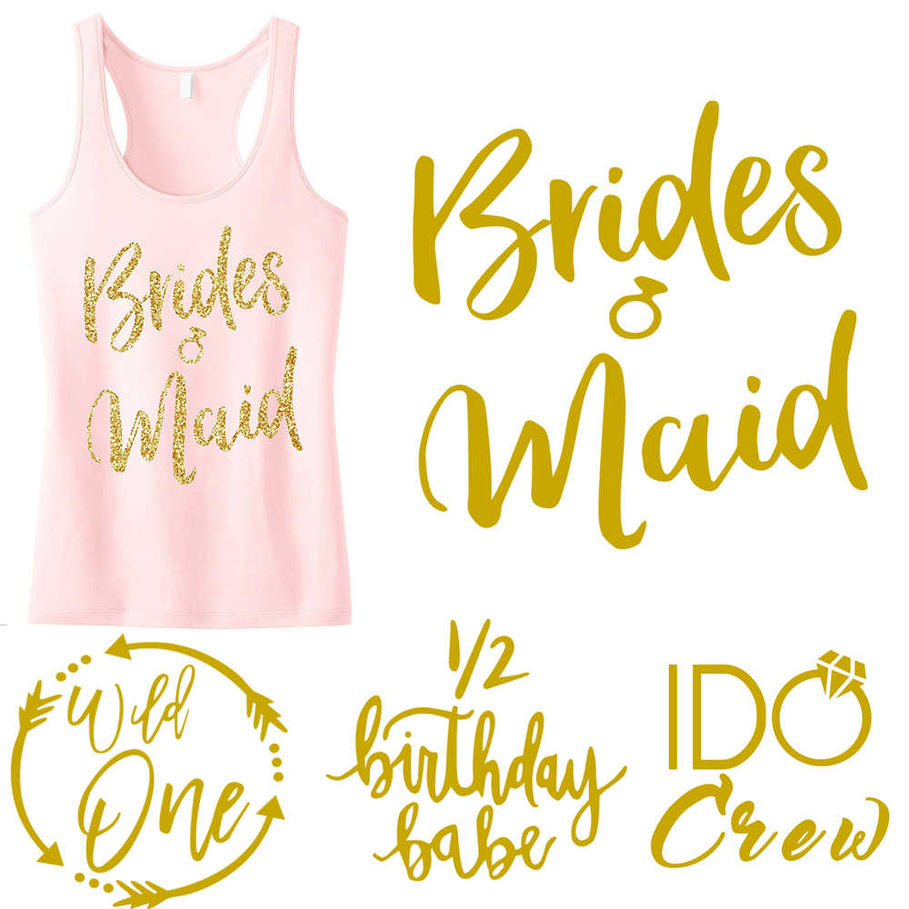 Golden Glitter Patch T-Shirt Presse Autoadesivo di Trasferimento del Calore A-livello Lavabile Ferro Su Appliques Per Il FAI DA TE Abiti T-Shirt Decorazione