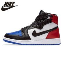 new concept 0fcb6 42ec7 Nike AIR JORDAN 1 rebelde XX OG mujeres zapatos de baloncesto de absorción  de choque transpirable