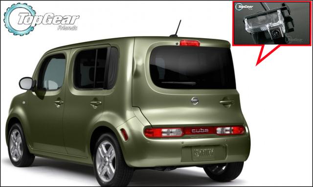 Cámara del coche Para NISSAN Cube Z12 2008 ~ 2014 de Alta Calidad de Visión Trasera Copia de seguridad de la Cámara Para Marcha más Amigos a Utilizar | RCA