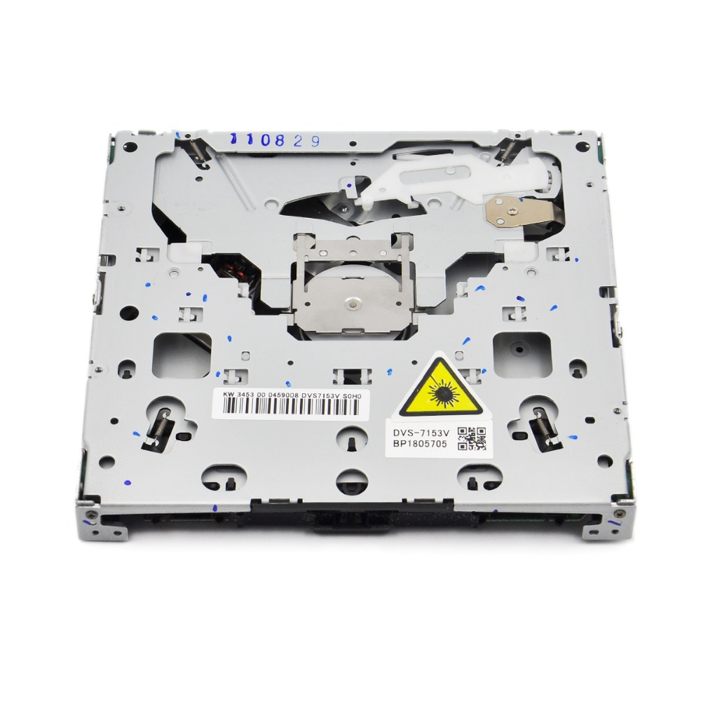 Original and brand new DVS-7153V DVS-7152V DVD Mechanism KDP-1C for VW Opel Insignia Blaupunkt car navigation audio system цена