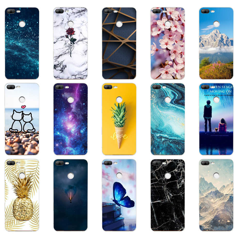 "N 5.65"" Huawei Honor 9 Lite Case Cover Soft Silicone TPU Case FOR Huawei Honor 9 Lite Case Back Shell Honor 9 Lite Case"