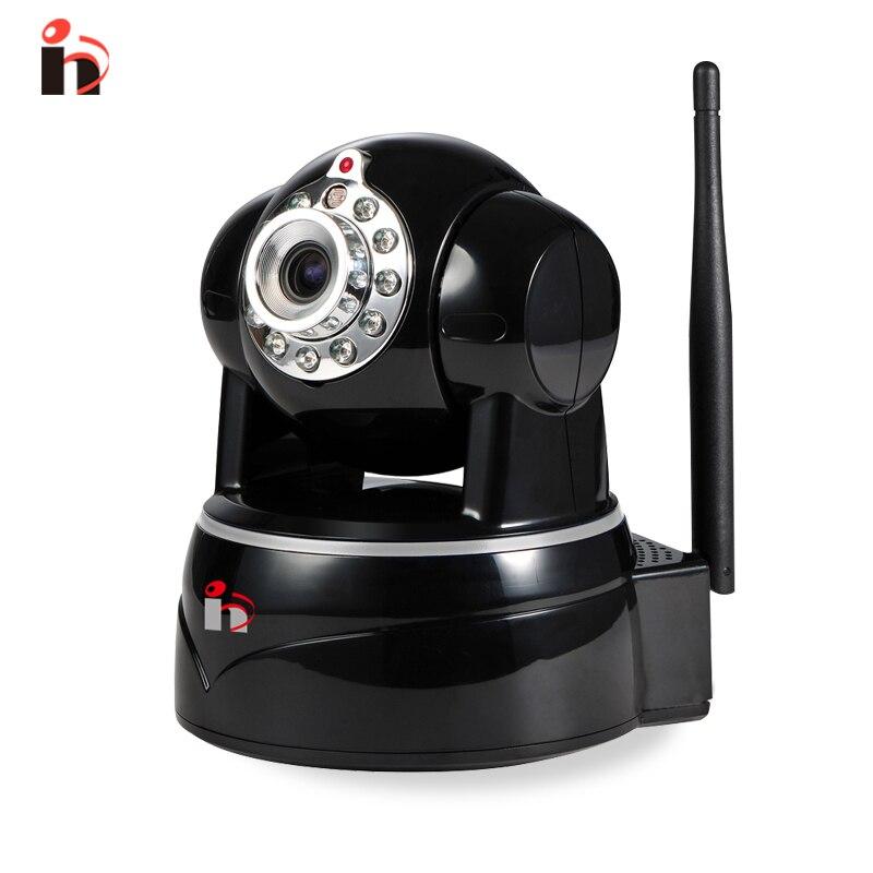 H 620GB 720P caméra IP intérieure sécurité à domicile sans fil Wifi caméra infrarouge Vision nocturne P2P Audio détection de mouvement IRCUT