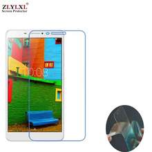 цена на 2 pcs alot soft film for Lenovo PHAB PB1-750N 7.0 pad Tablet PC screen protector