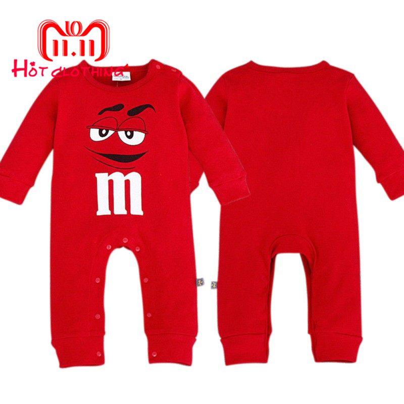 Newborn Baby   Rompers   Cartoon Autumn Long Sleeve Cute Cotton Baby Boy Girl Jumpsuits Baby Boy Girl Clothes 0-18M Baby Climb Rompe