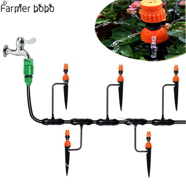 10m Family Garden Villa Vegetable Terrace Lawn Automatic Watering