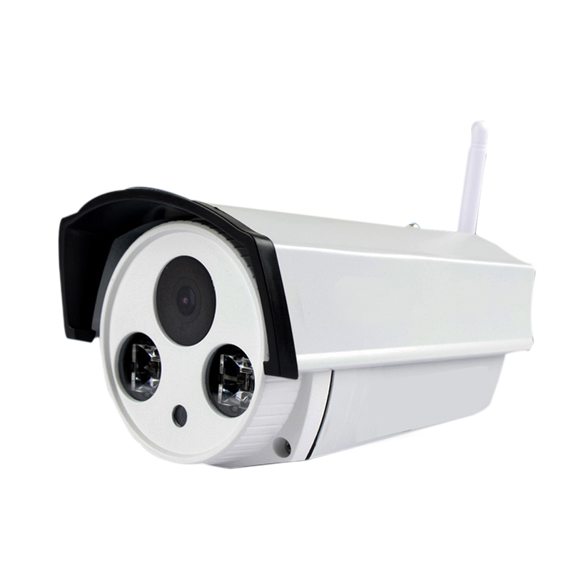 Waterproof Outdoor Bullet Metal IP Camera 1080P Security Camera Indoor wireless Infrared IP Camera Support TF card wistino cctv camera metal housing outdoor use waterproof bullet casing for ip camera hot sale white color cover case