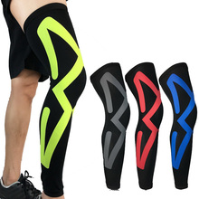 цена на Knee Pads for Sport Elastic Knee Brace Support Cycling Running Basketball Compression KneePads Sports Safety Leg Warmers