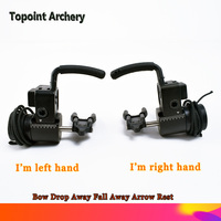 Topoint Archery Compound Bow Accessories CNC Aluminum Right Hand And Left Hand Series Alloy Bow Drop