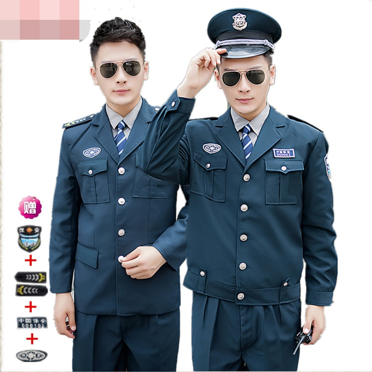 2020 New Long-sleeved Spring Military Uniform Clothes Security Clothing Special Warfare Training Combat Uniforms Work Clothes