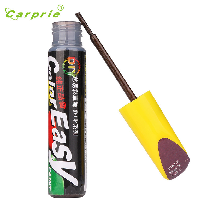 Dropship Hot Selling Brown color Auto Car Coat Paint Pen Touch Up Scratch Clear Repair Remover