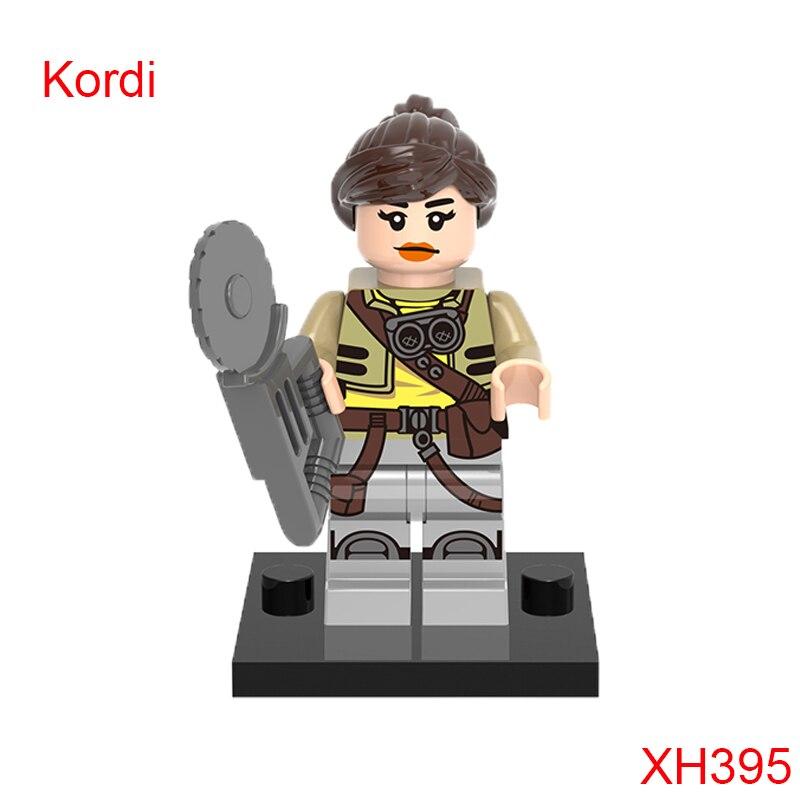75147 starscavenger Корди Звездные войны: freemaker Приключения Building Block одной продажи рисунок игрушки для детей Xh395