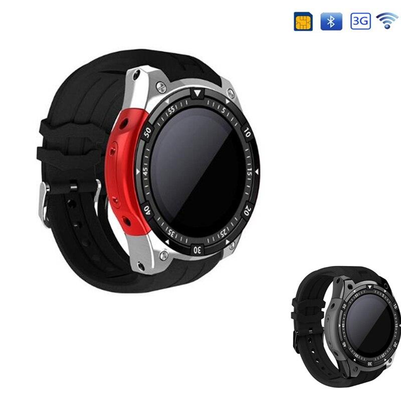 3G smartwatch X100 Pedometer calories heart rate monitor gps wifi camera MTK6580 RAM512MB/ROM8GB smart watch men women business s99c smart watch android 5 1 mtk6580 heart rate monitor pedometer bluetooth 3g wifi camera gps smartwatch