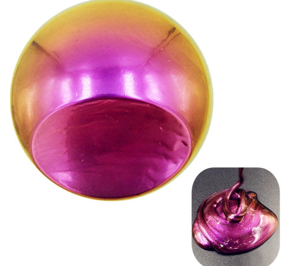 Очень красивый голографический Хамелеон пигментный порошок пыль 10 г - Цвет: 300L