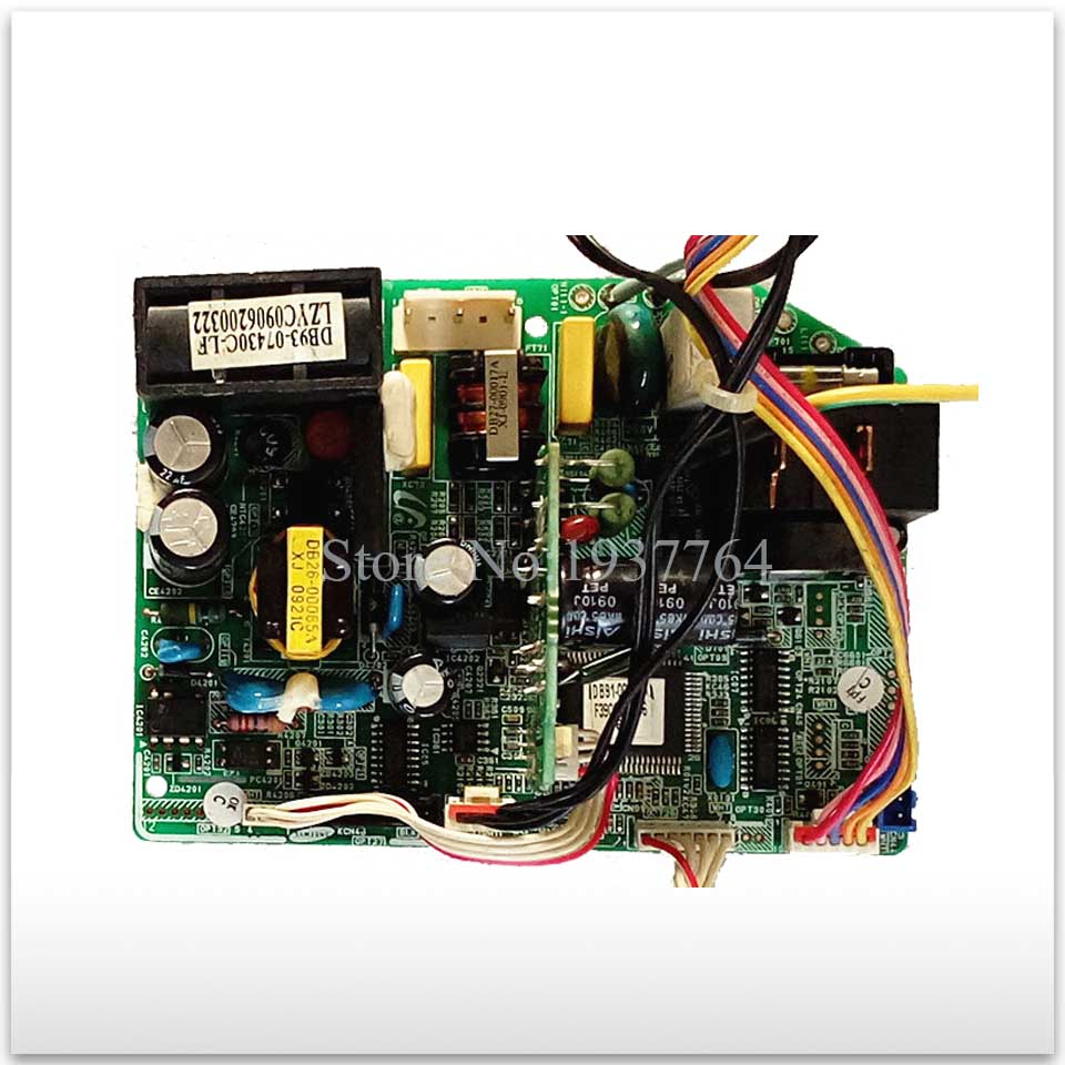 95% new for Air conditioning computer board DB93-07430C-LF PCB-00794A PC board good working