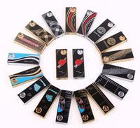1 יחידות Flameless נטענת מצית Windproof מצית סיגריות אלקטרוני USB נייד כמו עישון גאדג 'טים isqueiro מתנה עבור גברים