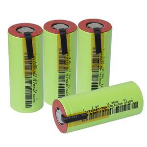 Image 5 - IFR 26650 35A LiFePo4 3500mAh 3.2V oplaadbare batterij 10 tarief ontlading met geschikt + DIY Nikkel lakens voor E  sigaret