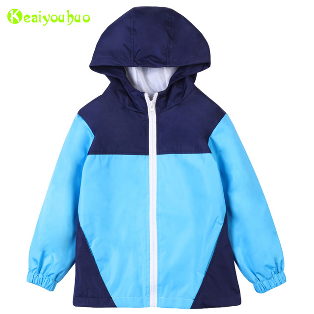 197495389ee4 KEAIYOUHUO Baby Boys Jacket 2018 Spring Jacket For Boys Raincoat ...