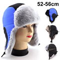 BFDADI 2016 hot sale high quality children Fashion fox fur lei feng cap fur hat thermal snow cap winter hat Free Shipping