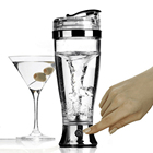 450ml Electric Shaker Bottle Vortex Mixer Bottle Blender Drink Tools Protein Portable Movement Tornado BPA Free Water Bottle