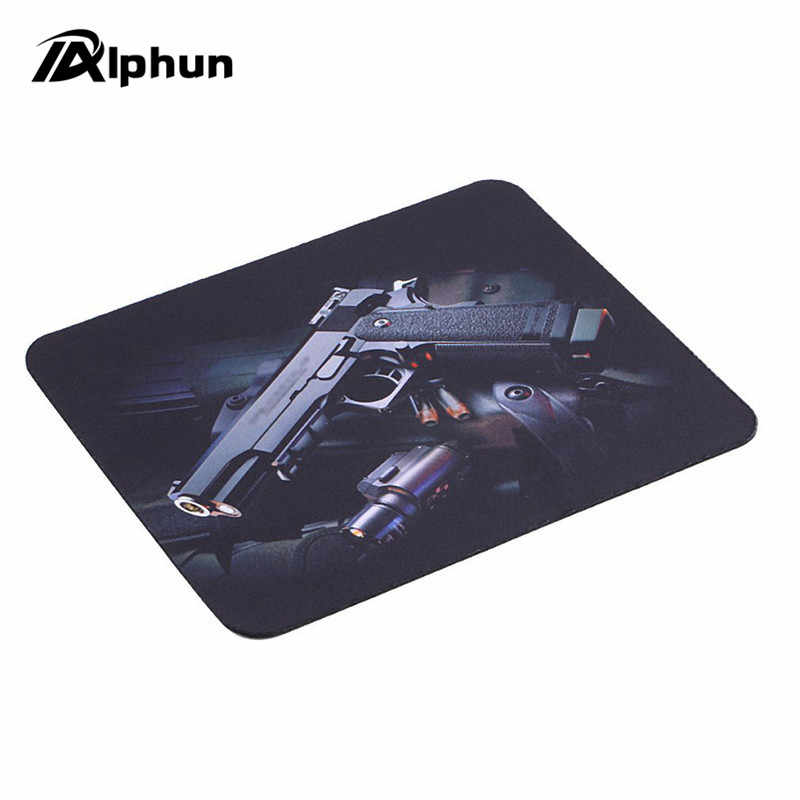 Hot Koop 1PC Anti-slip Mouse Creative Design Professionele Gamer PC Grote Gaming Laptop Muismat Mat Rubber mousepad