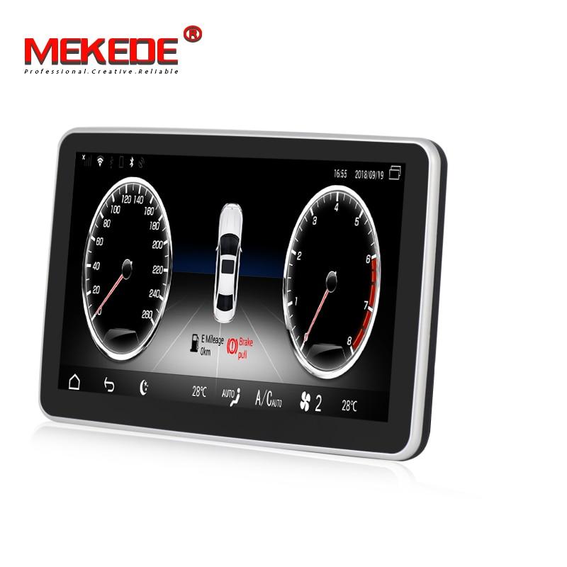 MEKEDE HD Android 7.1 pour Mercedes Benz gl-class X166 2012-2015 autoradio multimédia moniteur GPS Navigation Bluetooth unité de tête - 5