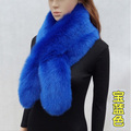 new faux rabbit fur scarf super soft faux fur collar long thick fur muffler cute warm high quality scarf multicolors pashmina