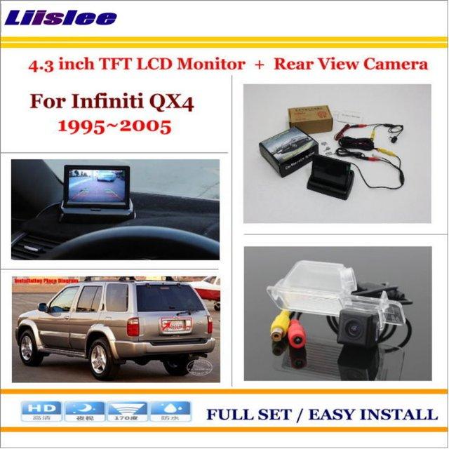 Liislee For Infiniti Qx4 1995
