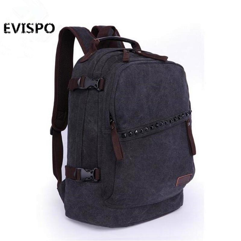 Backpack For Student Teenager School Back Pack Women s Casual Daypacks Men Canvas Laptop Backpack Girls