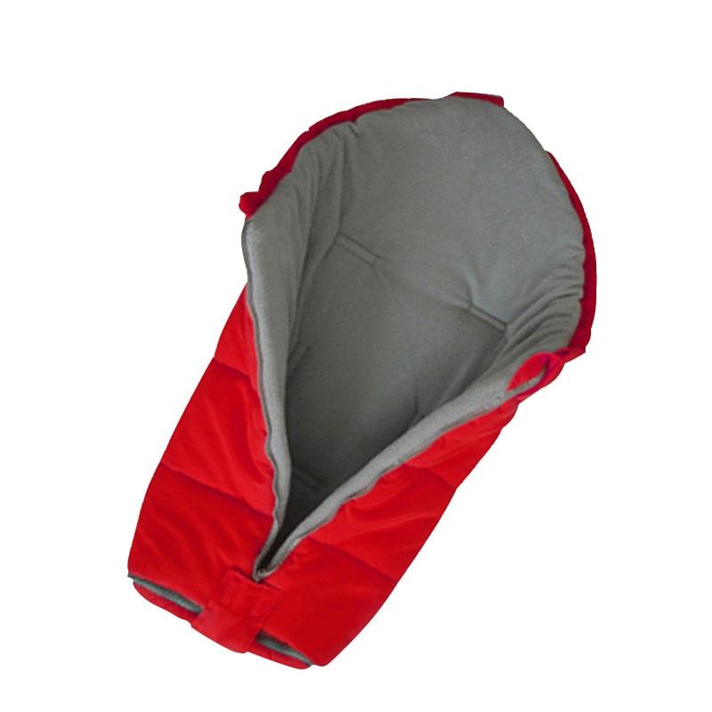 Winter Baby Blanket Multifunktionell Infant Swaddle Swaddling Sängväska Vagn Barnvagn Säck Nyfödda Sängar Banan SIZE80 * 40