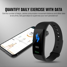 COXRY Fitness Smart Watch Women Android Sport Watches For Men Pedometer Digital Watch Blood Pressure Calorie Counter Wrist Watch
