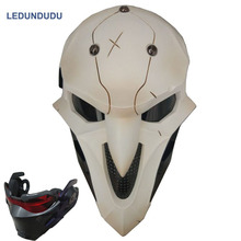Headwear Gabriel Soldier 76 Bleach Cos-Props-Masks Skull-Mask Cosplay Party Halloween