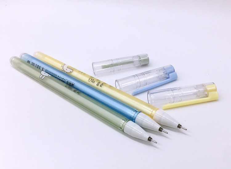 1 шт./Продавать есть Doug со стирающимися чернилами стержни для ручки-красные, синие чернила синего и черного цвета с волшебным записи простая ручка, письменные принадлежности