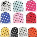 WomensDate 10Pcs/Lot New Winter Autumn Crochet Baby Hat Girl Boy Cap Beanie Star Infant Cotton Knitted Toddlers Children Hat Cap