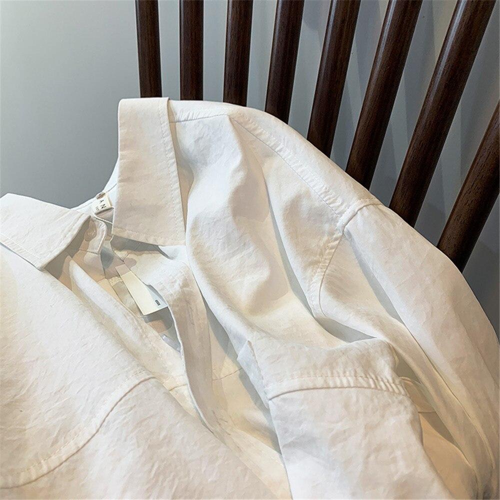Vintage Women Blouse Shirts 2019 Autumn Korean Long Sleeve Women's Tops Blouses Blusas Roupa Feminina Tops High Quality Y6523 (35)