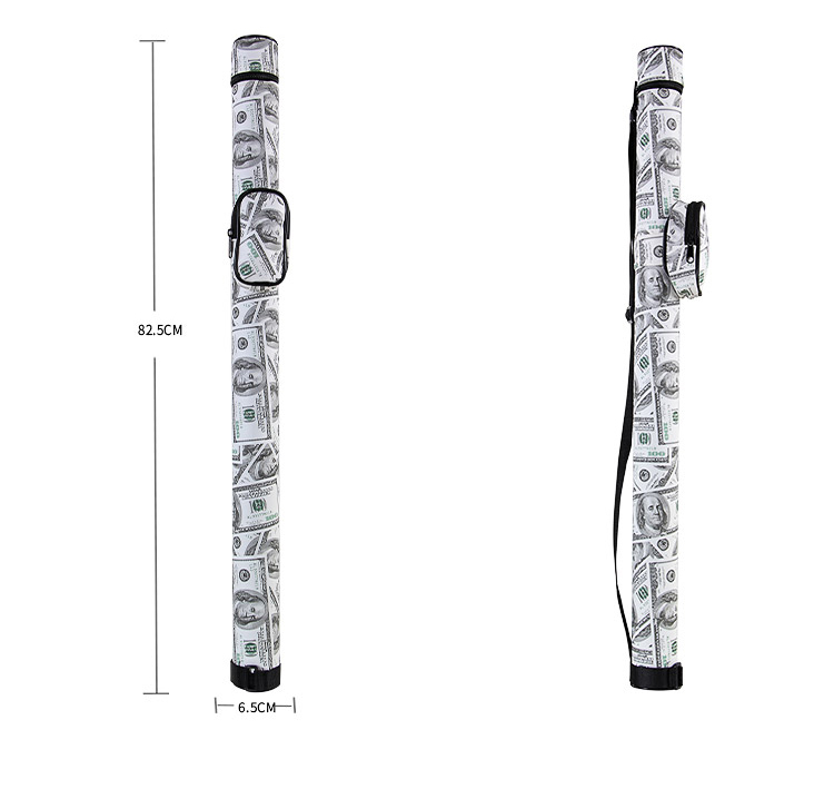 Smart Dollar Meilin Hard 1/2 Pool Cues Case Billiard Stick Carrying Case Supreme Cue Case Hand-woven Excellent Pool Cue Case new 6 holes pu leather billiards pool cues case billiard accessories china 85cm length