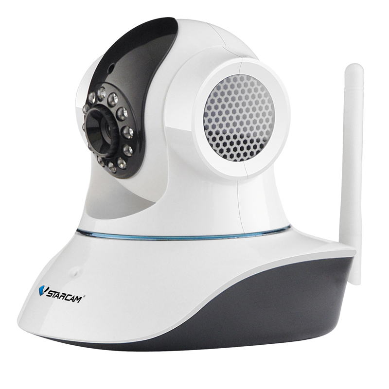 Vstarcam C7835WIP Free Shipping H.264 720P HD Wireless WiFi Motion Detection IR Hemispherical IP Camera кронштейны для телевизоров bello 7835 b