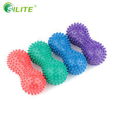 SILITE Peanut Massage Ball Relax Muscle Fitness Exercise Ball Spiky Trigger Point Relief Muscle Leg Pain Stress Pilates Balls-in Fitness Balls from Sports & Entertainment on Aliexpress.com | Alibaba Group
