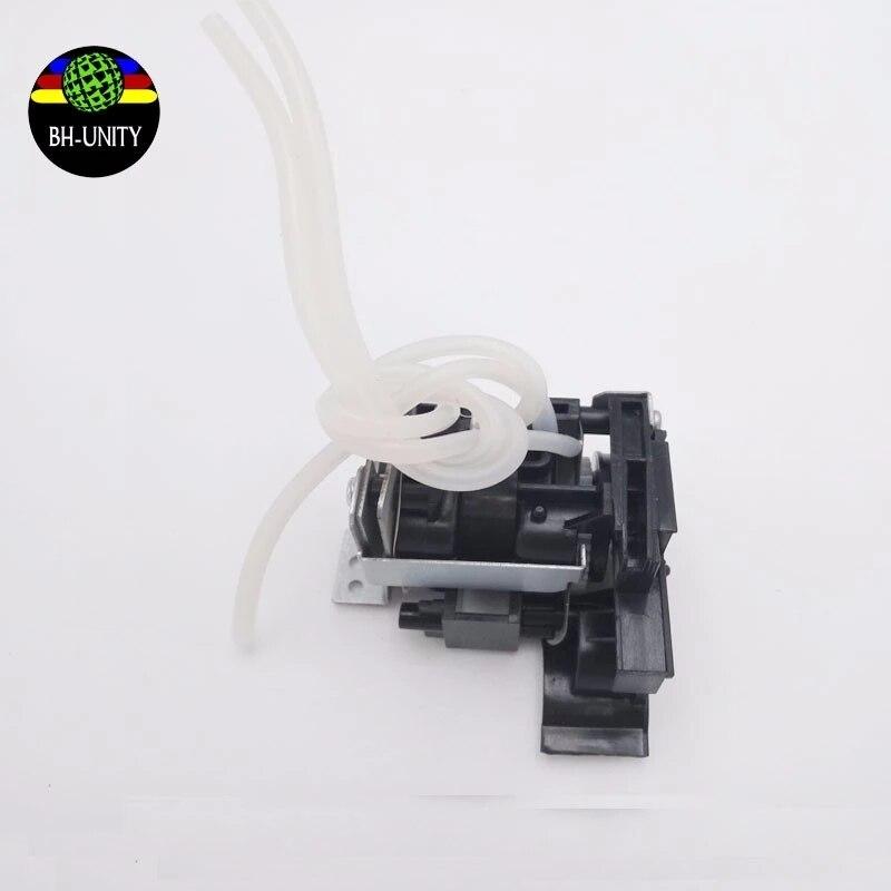 Pompe à encre dx4 pompe à solvant eco/pompe à tête d'imprimante dx4 pour imprimantes roland mimaki en vente