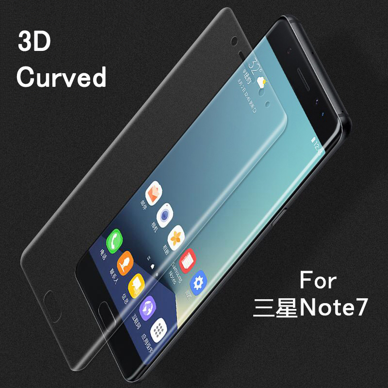 YKSPACE Soft PET Front Back Full Cover Screen Protector Film Toughed For Samsung Galaxy Note 8 7 FE Fan Edition Note7 Note8