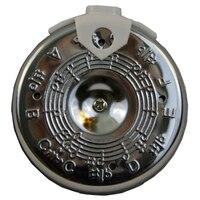 12 pcs (13 Tone Remarque Clé Chromatique C Pas Tuyaux Guitare Tuner Tuning Violon Basse